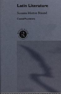 Latin Literature (Classical Foundations)