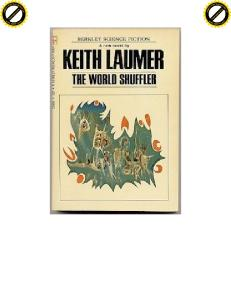 Laumer, Keith - The World Shuffler