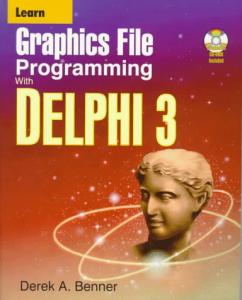 Learn graphics file programming with Delphi3