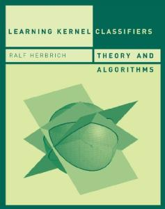 Learning kernel classifiers. Theory and algorithms