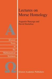 Lectures on Morse homology