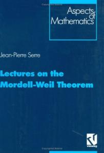 Lectures on the Mordell-Weil theorem