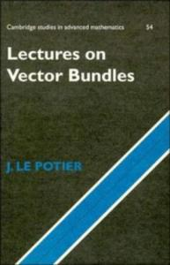 Lectures on vector bundles