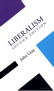 Liberalism (Concepts in Social Thought), Second Edition