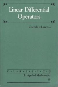 Linear differential operators