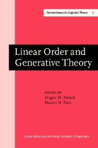 Linear Order and Generative Theory