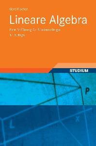 Lineare Algebra: Eine Einfuhrung fur Studienanfanger, 17. Auflage