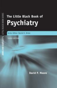 Little Black Book of Psychiatry (Jones and Bartlett's Little Black Book), 3rd edition
