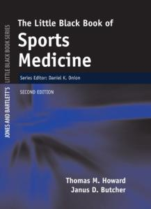 Little Black Book of Sports Medicine , Second Edition (Jones and Bartlett's Little Black Book)