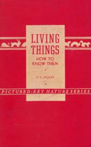 Living things - How to know them