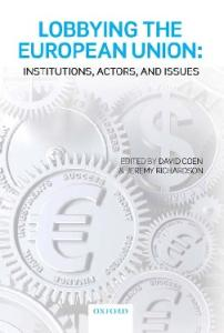 Lobbying the European Union: Institutions, Actors, and Issues