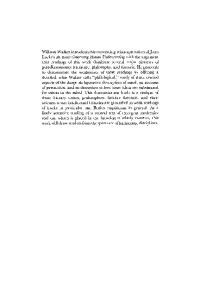 Locke, Literary Criticism, and Philosophy (Cambridge Studies in Eighteenth-Century English Literature and Thought)