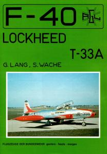 Lockheed T-33a Strahltrainer