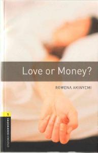 Love or Money? (Bookworms Level 1)
