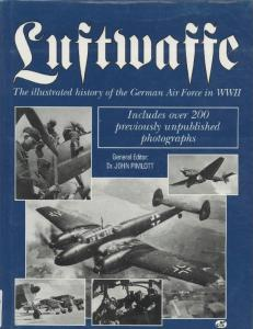 Luftwaffe: History of German Airforce in WWII