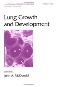 Lung growth and development