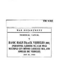M14 ( (Technical manuals 9-707)