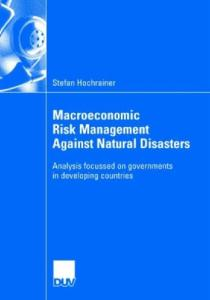 Macroeconomic Risk Management Against Natural Disasters: Analysis focused on governments in developing countries