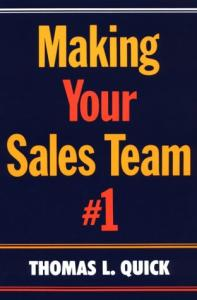 Making Your Sales Team #1