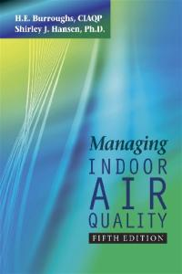 Managing Indoor Air Quality, 5th Edition