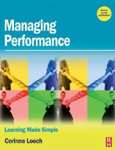 Managing Performance: Learning Made Simple
