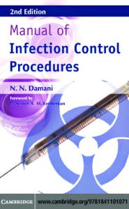 Manual of Infection Control Procedures