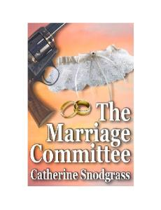 Marriage Committee