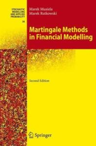 Martingale methods in financial modeling
