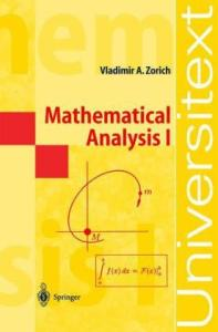 Mathematical analysis 1