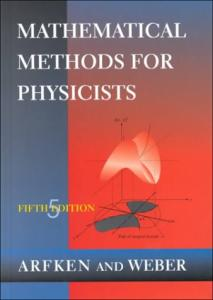 Mathematical Methods for Physicists, Fifth Edition