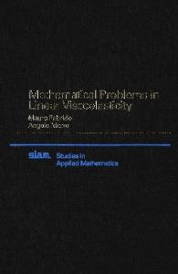 Mathematical Problems in Linear Viscoelasticity