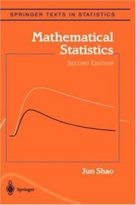 Mathematical Statistics ( Springer Texts in Statistics Series)