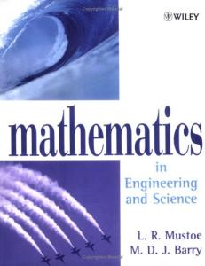 Mathematics in engineering and science