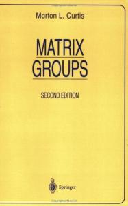 Matrix groups