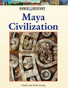 Maya Civilization (World History)