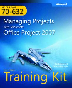 MCTS Self-Paced Training Kit (Exam 70-632)