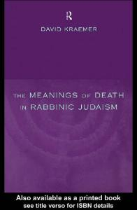 Meanings of Death in Rabbinic Judaism