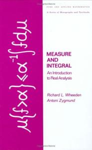 Measure and Integral (Pure and Applied Mathematics)