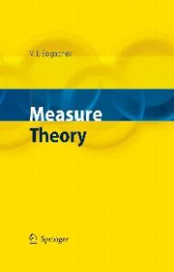 Measure Theory, - and 2