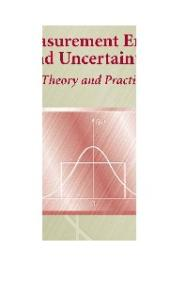 Measurement Errors and Uncertainties: Theory and Practice