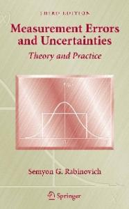 Measurement Errors and Uncertainties. Theory and Practice