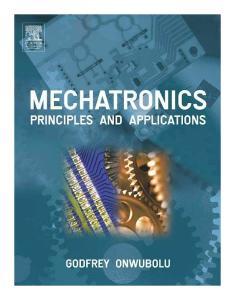 Mechatronics: Principles and Applications