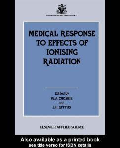 Medical Response to Effects of Ionizing Radiation