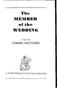 Member of the Wedding (Play)