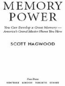 How to Develop a Super Power Memory - PDF Free Download