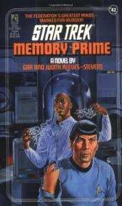 Memory Prime (Star Trek, No 42)