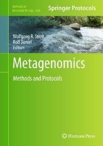 Metagenomics: Methods and Protocols - Methods in Molecular Biology Vol 668