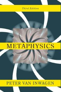 Metaphysics, 3rd edition
