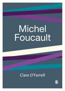 Michel Foucault (Core Cultural Theorists)