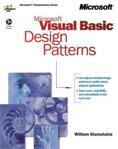 Microsoft Visual Basic Design Patterns